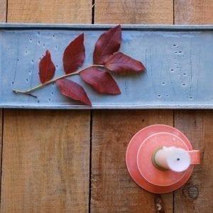 kammerstage-keramik-koral-vandmelon-inspiration-bordpynt-indretning-bolig-handmade-dekoration-brugskunst