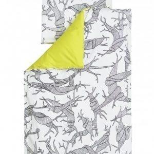 babysengelinned-baby-sengelinned-oekologisk-bomuld-dansk-design-gaveide-barselsgave-barnedaab-yellow-gul-indretning
