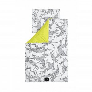 Yai Yai baby sengetoej_dansk design_sengetoej med lynlaas_modernhouse_baby