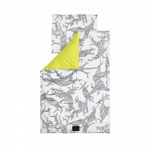Yai Yai baby sengetoej _ tilbud baby sengelinned - dansk design _ sengetoej med lynlaas _ modernhouse _ baby