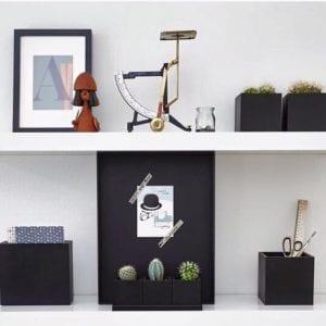 indretning, stilrent, moderne, nordisk, opbevaring, krukke, dekoration, inspiration, bolig, sejdesign