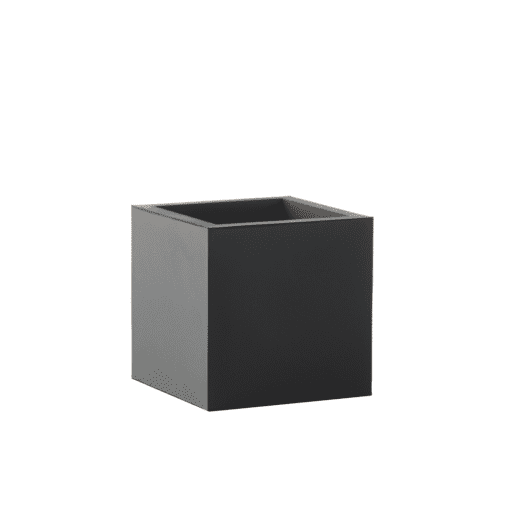 Multi kvadrat x-small_30369_firkantet urtepotte_8x8x8_sej design_krukke_puyr-gummi