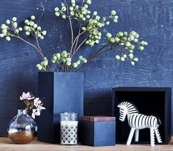 krukke, blomsterkrukke, potte, blomster, opbevaring, stilrent, design, dansk design, urtepotte, dekoration, sejdesign