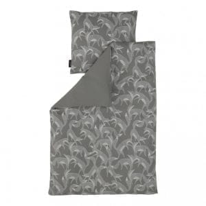 baby sengesaet - baby sengetoej fox - baby sengelinned - sengelinned til boern - dansk design - oekologisk bomuld - yai yai - fox - bed linen