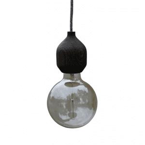 Traewerk - pendel no 145 - moerk egetrae - dansk design - upcoming design - tilbud lamper - tilbud pendel