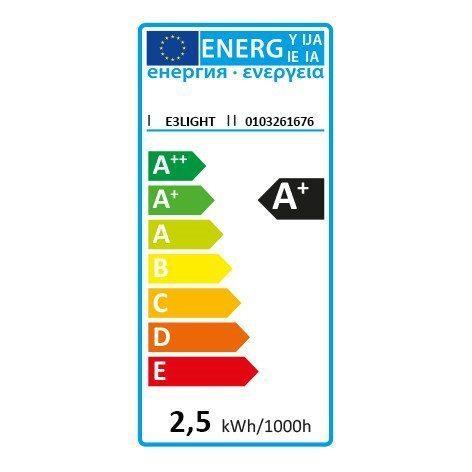 Led Glødepære - 2,5W E27