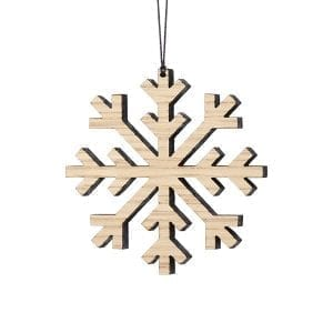 snefnug i egetrae - felius design - julepynt - juledekoration - aarets fest - pynt - boligindretning - interior - dansk design - modernhouse