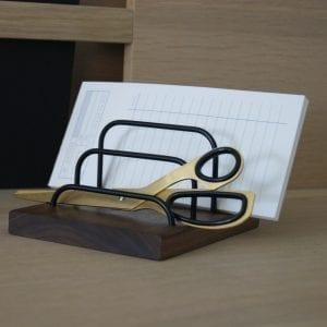 Brass-dock - walnut - dot aarhus - kontor - office - modernhouse