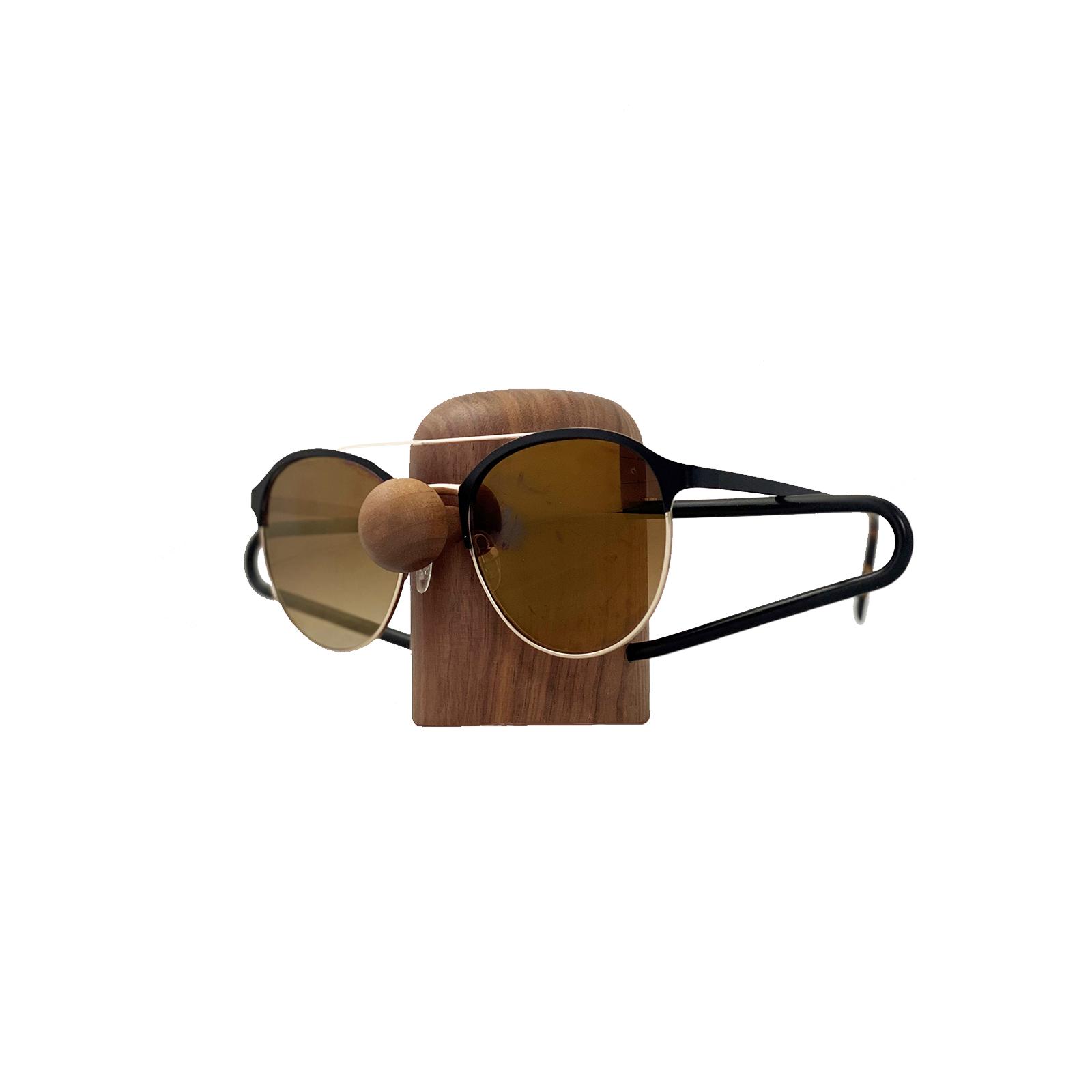 Brilleholder – Nosey Valnød/Sort