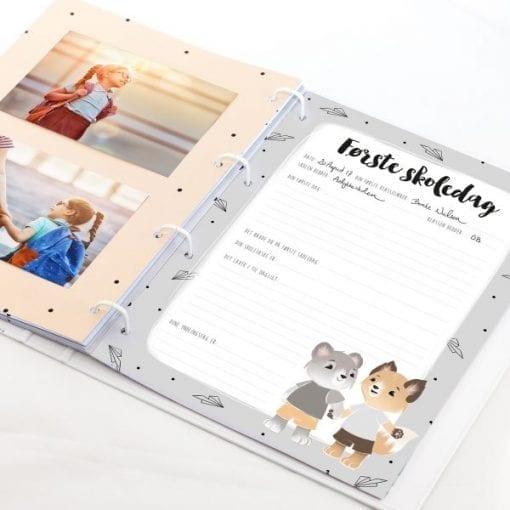 Barnets Bog med Bjørne - A4
