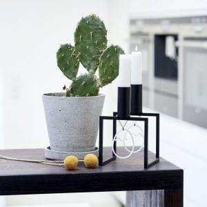 god passke - paaskepynt - felius design - klaekket paaskeaeg - hvid paaskepynt - nordisk design - boligindretning - bordpynt