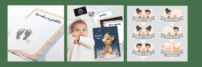15 tips til indhold - barnets bog - prik og streg - dansk design - modernhousedk - hvad skal med i barnets bog