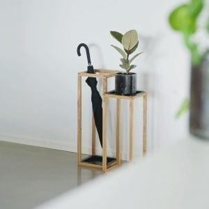 WOOD-UP Bakke - Sort