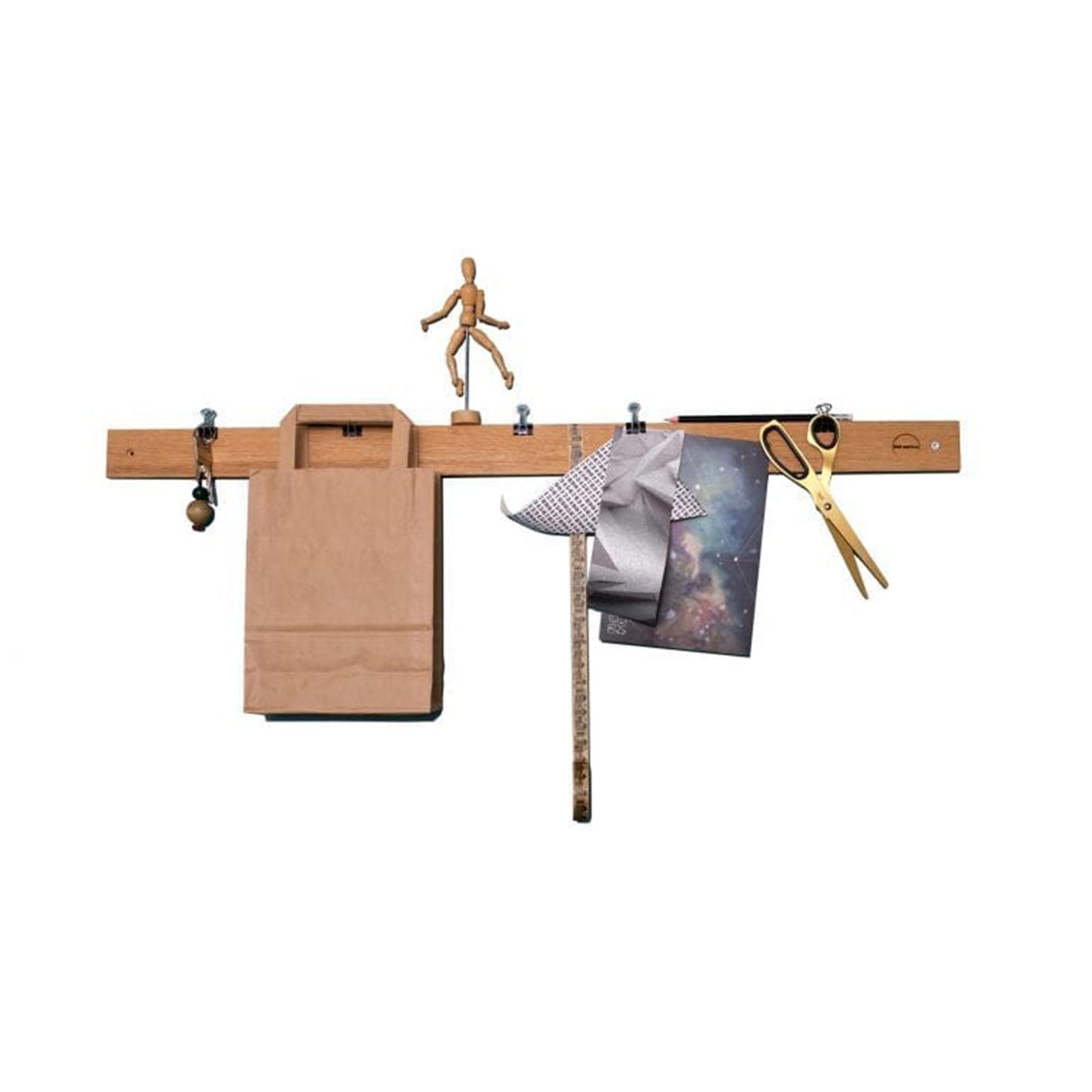 Opslagstavle – Paper-Rack Egetræ