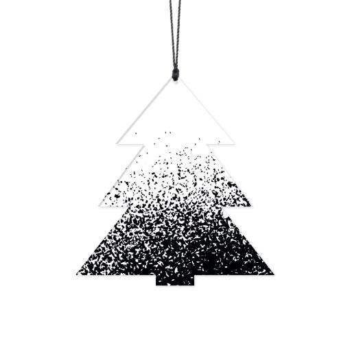 juletrae i sort og hvid - julepynt - juletrae splash - felius design - modernhousedk - dansk design - upcoming design - juletrae