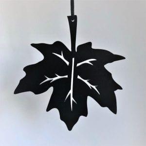 ahorn-blad-denmark-sort