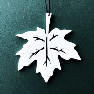 ophaeng-ahorn-blad-hvid