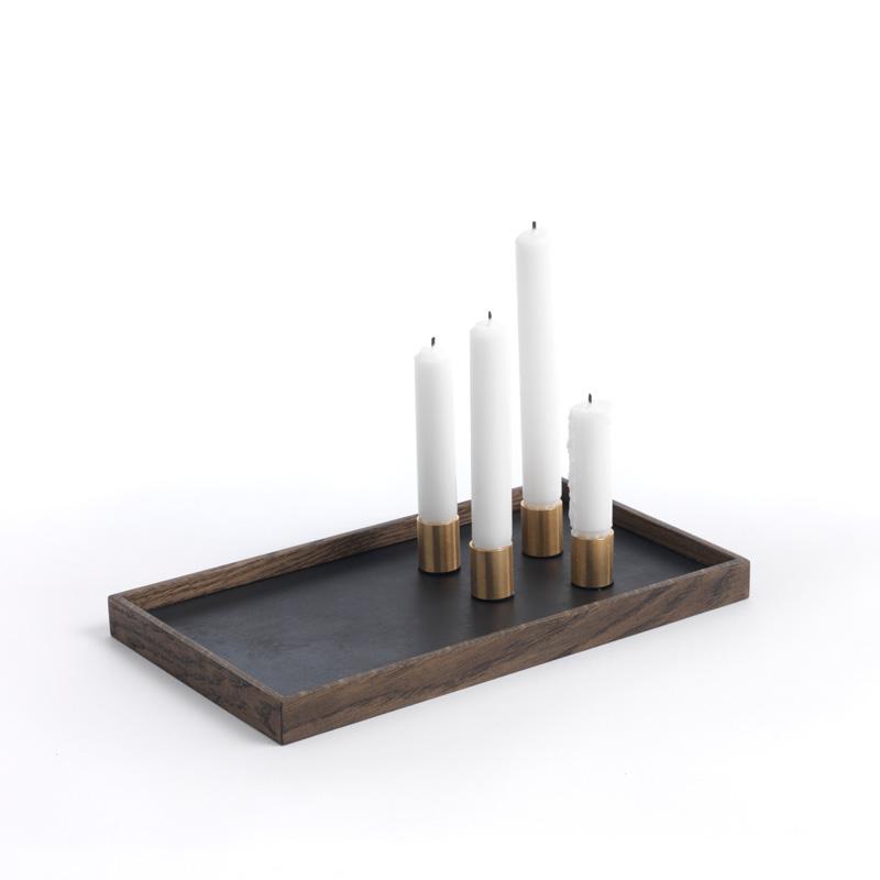 Candle Tray de Luxe