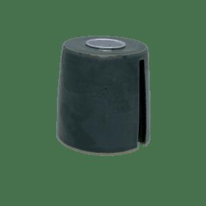 groen-mellem-keramik-lysestage