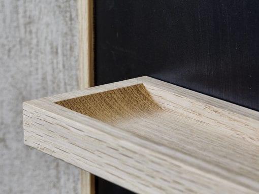 shelf-oak-notice-board