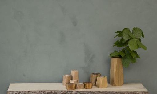 heldal design vaser i trae
