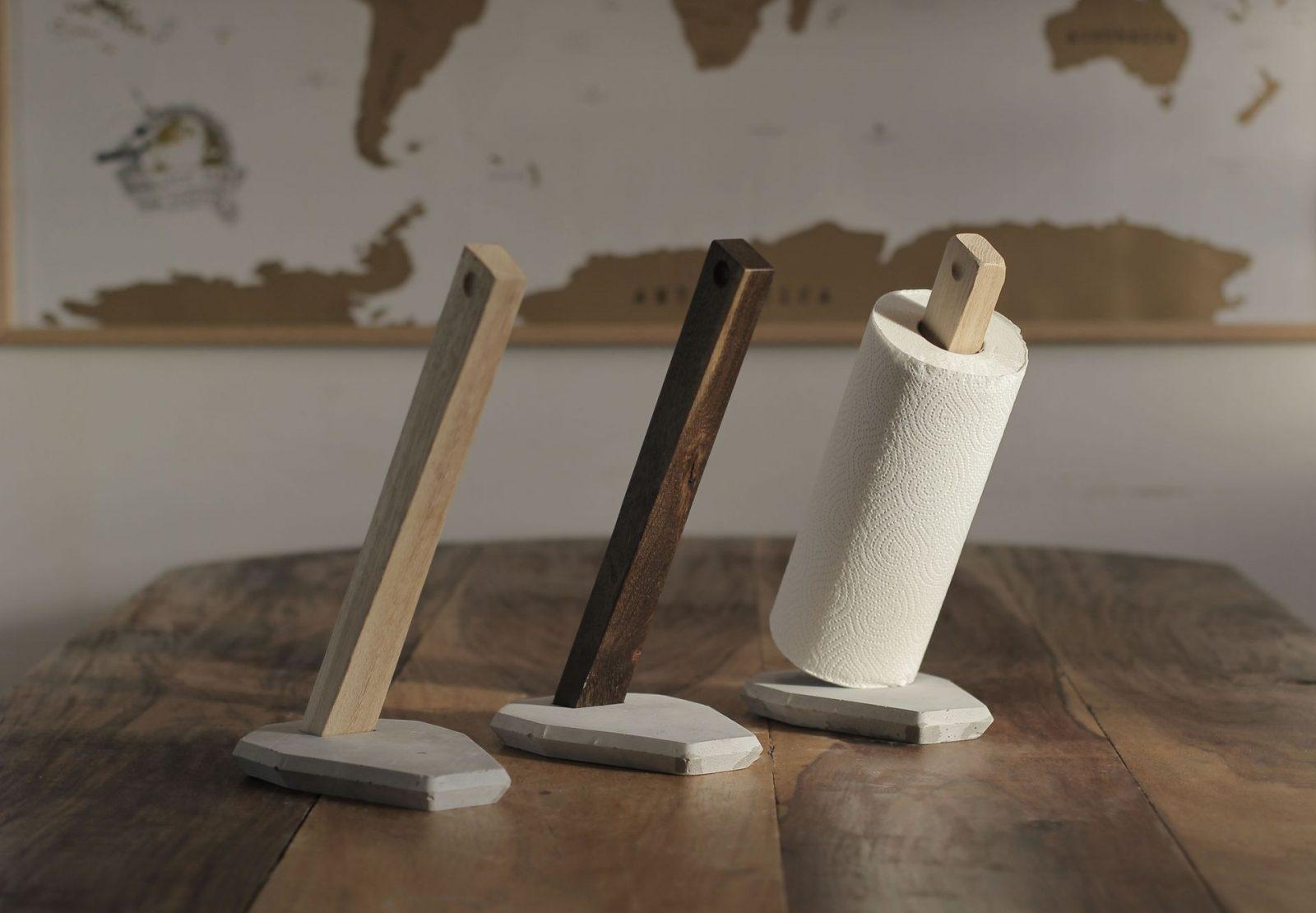 Køkkenrulleholder – Heldal Design