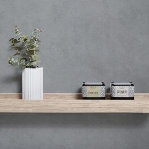 hylde - shelf - andersen furniture - oak - hylde i egetrae - dansk design