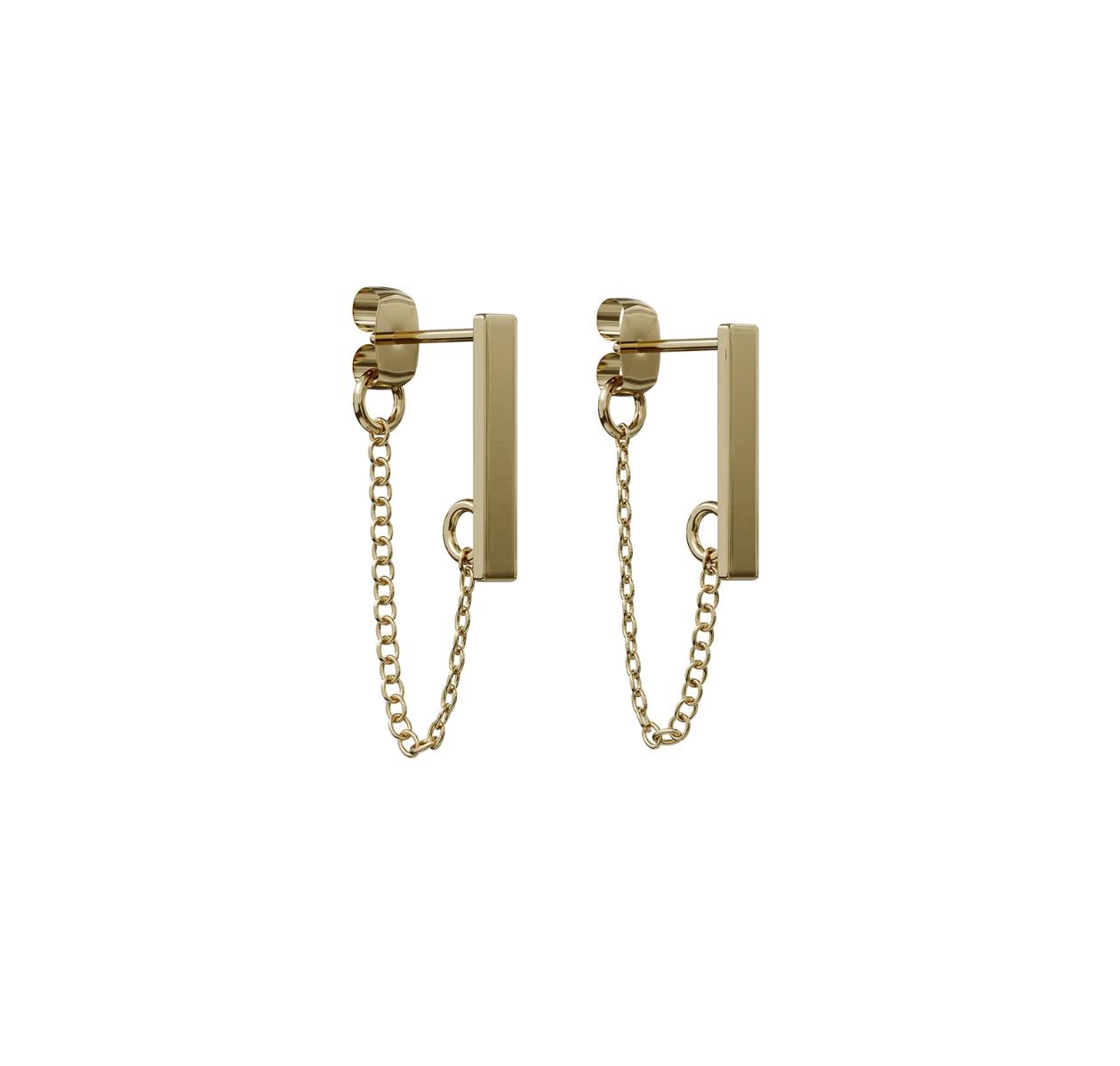 Øreringe Intonation – Guld