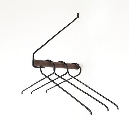 Nordic Function - loop it boejler sort - add more - knager - entre - sovevaerelse - dansk design - modernhousedk