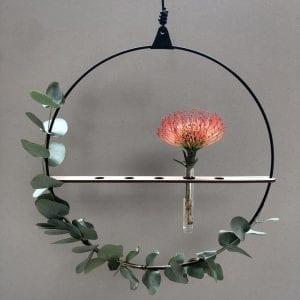 Strups _ floating vases - tilbehoer - gaveide- vaser - blomster gaveide - dansk design