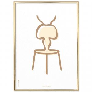 Brainchild-myren-danske klassikere-modernhouse-hvid