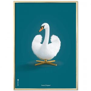 Brainchild-plakat-poster-dansk design-svanen-petrol-modernhouse