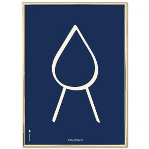 Brainchild-poster-plakat-draabe-danske klassikere-modernhouse