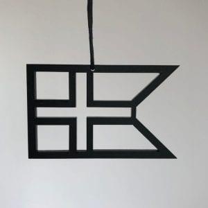 Splitflag-denmark-ryborg-sort