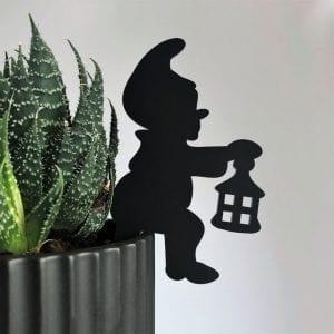 nisse-lanterne-urtepotte-julepynt-sort-ryborg urban designs
