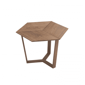 Lysroeget olieret egetrae_kant sofabord_collect furniture_41 cm