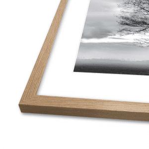 Incado - ramme - plakatramme - ramme i egetrae - ramme i eg - egetraesramme - plakater - modernhousedk
