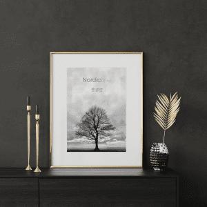 Incado - rammer - plakatrammer - aluminimum - nordic line - modernhousedk - 30 x 40 cm