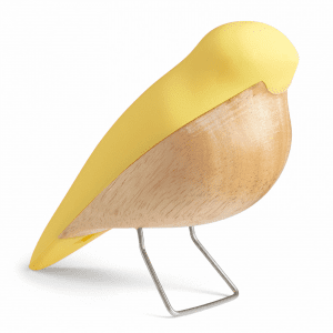 Aviendo - nattergalen - h c andersen - figurer - sunglow - gaveide - gul nattergalen