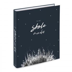 Barnets bog - skolestart - prik og streg - skolestart 2020 - god skolestart - modernhousedk