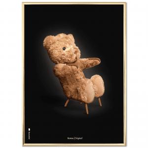 Brainchild - Bamse - plakater - plakat - danske klassiskere - gaveide til hende - gaveide til ham - konfirmationsgave - modernhousedk
