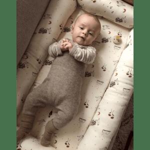 Gamcha - babynest - babyshower - gaveide - barselsgave - dansk design - once upon a time - h c andersen