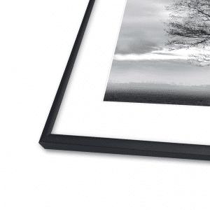 Incado - N006-3040 - ramme - glasramme - minimal ramme - rammer - plakatrammer - 30 x 40 cm - modernhousedk