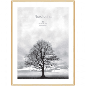 Incado - plakatramme - plakatrammer - N012-5070 - nordic line - minimal alu - rammer - modernhousedk