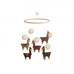 Gamcha - uro - uroer - barselsgave - babyshower - boernevaerelse - lamaer - f426 - dansk design - gaveide - modernhousedk