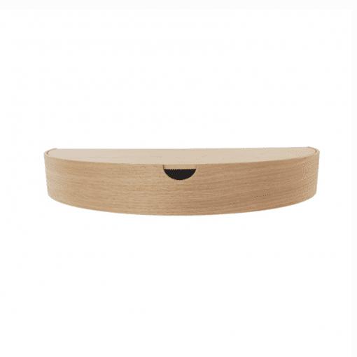 Hide away hylde natur - egetrae - sengebord - natbord - entre - sovevaerelse - dansk design - modernhouse