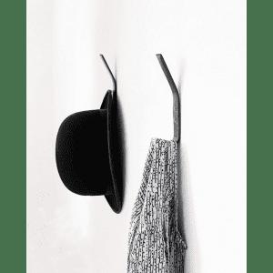 Nordic Function - sorte laeder knager - entre - sovevaerelse - badevarelse - indretning - modernhouse