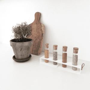 Nordic function - krydderiglas - koekken - dansk design - tilbud - modernhousedk