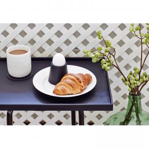 Sej design - bakke - glasbrik - aeggebaeger - dansk design - pur gummi - modernhousedk