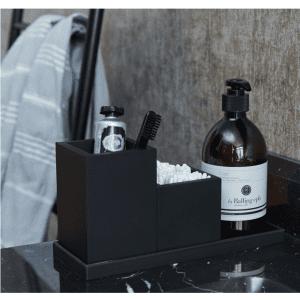 Sej design - sort pur gummi - bakker - bathroom - bestseller no 2
